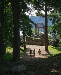 Temple of Love, Untermeyer Park, Yonkers by Marcus Reidenberg, MD