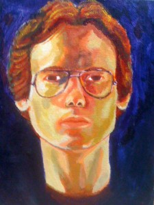 Self Portrait by Mark Stasiak, ME