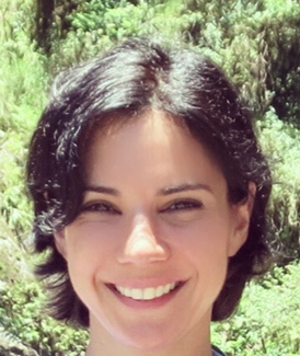 Paige Yellen, headshot